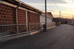 Kapija i ograda Stamnica