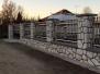 Ograda i kapije Prugovo