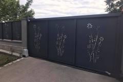Aluminijum CNC ograda