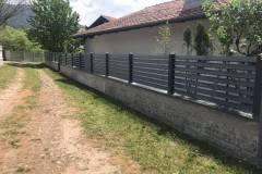 Aluminijumska ograda Ždrelo