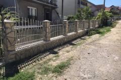 Kragujevac ograda