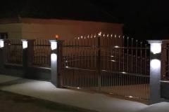 Poljana inox ograda
