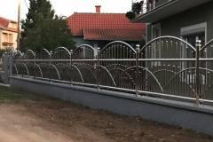 Vosanovac inox ograda