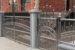 Zajcar inox ograda